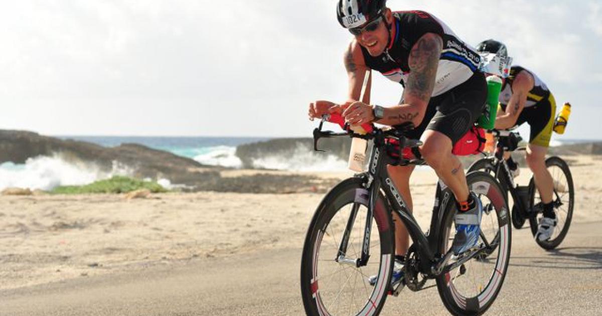 Ironman Cozumel Mexico 2011