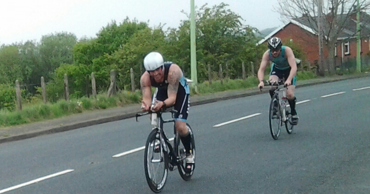 Foggy Eyes and The Hill From Hell: Horwich Triathlon